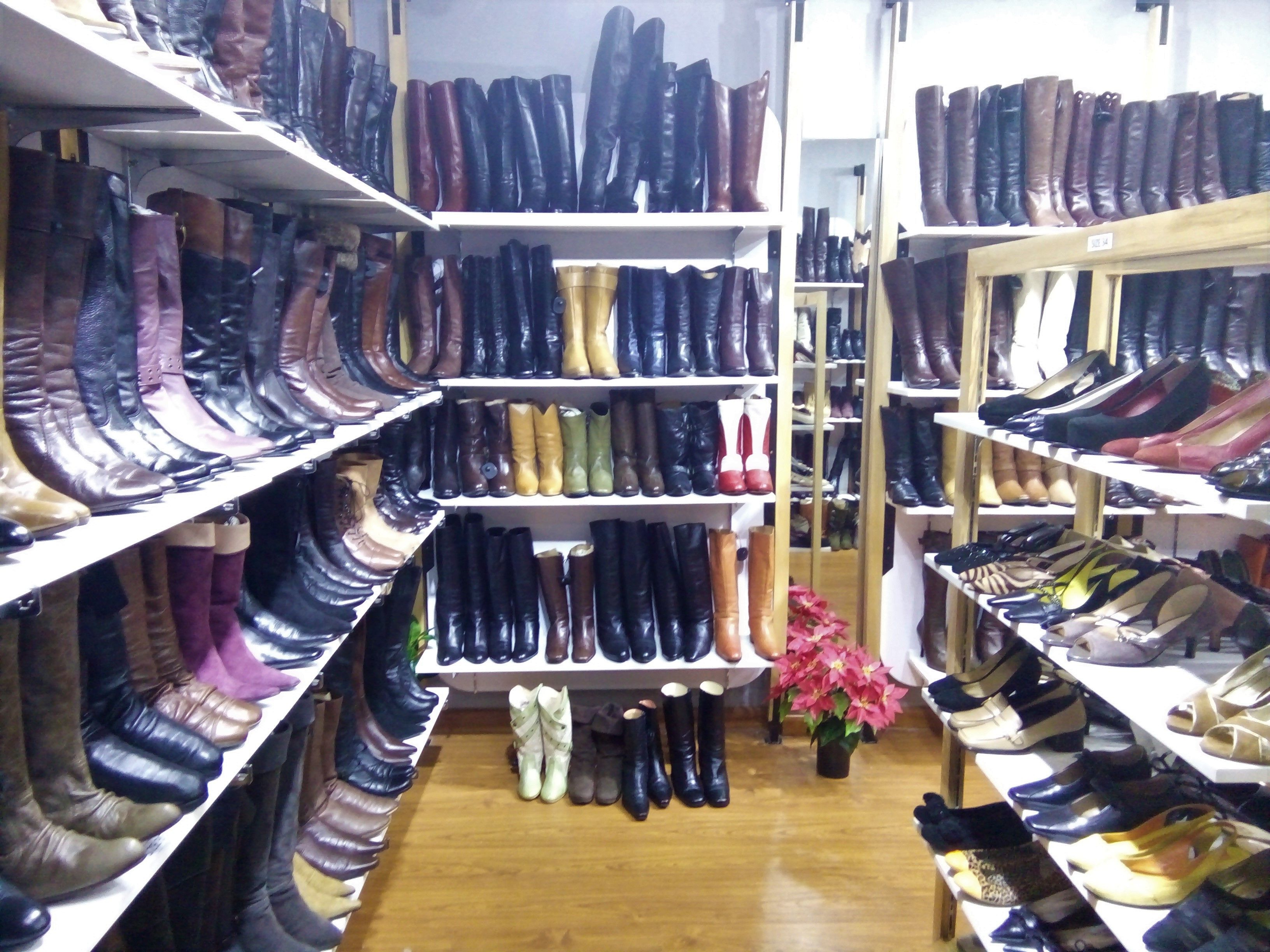 Giày size lớn -Giày secondhand - Giày Tosshop